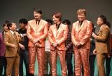 お笑いライブ『タイタンライブ』2月公演の様子 (C)ORICON NewS inc.
