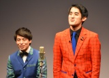 お笑いライブ『タイタンライブ』2月公演に出演したさすらいラビー (C)ORICON NewS inc.