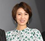 古舘佑太郎の芝居を絶賛した安蘭けい (C)ORICON NewS inc.
