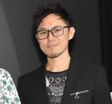 ミュージカル映画『とってもゴースト』のプレミア上映会に登壇したtekkan (C)ORICON NewS inc.