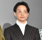 ミュージカル映画『とってもゴースト』のプレミア上映会に登壇した永山たかし (C)ORICON NewS inc.