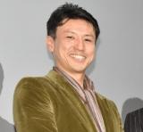 ミュージカル映画『とってもゴースト』のプレミア上映会に登壇した角川裕明監督 (C)ORICON NewS inc.