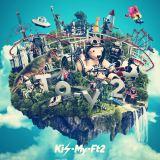 Kis-My-Ft2 9th ALBUM「To-y2」ジャケット写真
