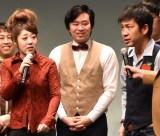 お笑いライブ『タイタンライブ』2月公演に出演した中野&松尾 (C)ORICON NewS inc.