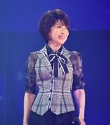 コンサート・ツアー『伊藤蘭コンサート・ツアー2020 〜My Bouquet & My Dear Candies!〜』に出演した伊藤蘭 (C)ORICON NewS inc.