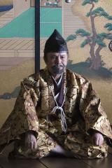 大河ドラマ『麒麟がくる』第5回(2月16日放送)室町幕府管領家・細川晴元(国広富之)(C)NHK