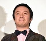 映画『グッドバイ〜嘘からはじまる人生喜劇〜』公開記念舞台あいさつに登壇した濱田岳 (C)ORICON NewS inc.