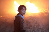 連続テレビ小説『スカーレット』7回目の窯焚きでついに夢をかなえる喜美子(戸田恵梨香)(C)NHK