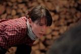 連続テレビ小説『スカーレット』第18週・第105回より。7回目の穴窯たきが始まった(C)NHK