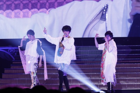 『15th Anniversary SUPER HANDSOME LIVE「JUMP↑ with YOU」』16日昼公演M7より