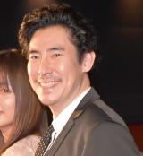 映画『仮面病棟』のジャパンプレミアに登場した高嶋政伸 (C)ORICON NewS inc.