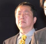 映画『仮面病棟』のジャパンプレミアに登場した木村ひさし監督 (C)ORICON NewS inc.