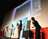映画『仮面病棟』のジャパンプレミアの模様 (C)ORICON NewS inc.