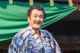 大河ドラマ『麒麟がくる』第5回(2月16日放送)より。松永久秀(吉田鋼太郎)(C)NHK