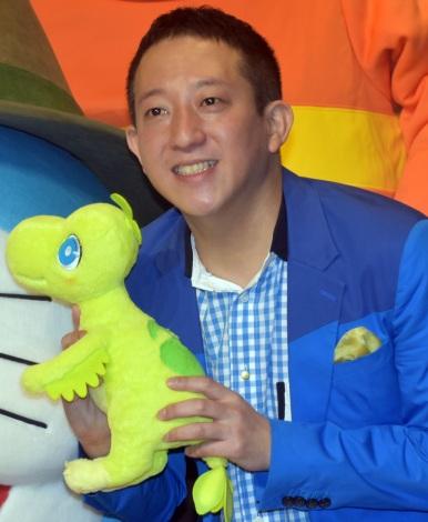 『ドラえもんのび太の新恐竜』完成披露舞台あいさつに登壇した高橋茂雄 (C)ORICON NewS inc.