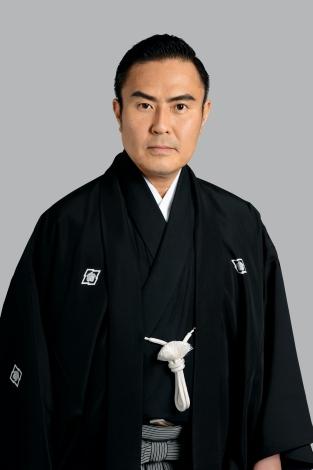 KABUKI×OPERA「光の王」Presented by ENEOSへの出演が決定した市川右團次(C)Tokyo 2020