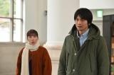 カンテレ・フジテレビ系ドラマ『10の秘密』に出演する(左から)仲里依紗、向井理 (C)カンテレ