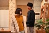 カンテレ・フジテレビ系ドラマ『10の秘密』に出演する(左から)山田杏奈、向井理 (C)カンテレ