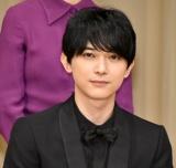 『第62回ブルーリボン賞授賞式』に登壇した吉沢亮 (C)ORICON NewS inc.