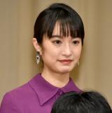 『第62回ブルーリボン賞授賞式』に登壇した門脇麦 (C)ORICON NewS inc.