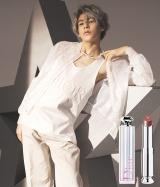 Dior新リップローンチ記念でコラボレーションするラウール Photo: Takemi Yabuki