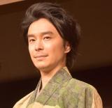 NHK大河ドラマ『麒麟がくる』新キャスト発表会に出席した長谷川博己 (C)ORICON NewS inc.