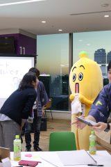 2月13日&14日に開催された「テレ東ファンミーティング」ナナナも登場(C)テレビ東京