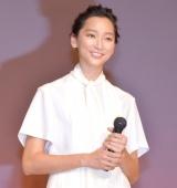 夫・東出昌大の不倫騒動後初の公の場に登場した杏 (C)ORICON NewS inc.