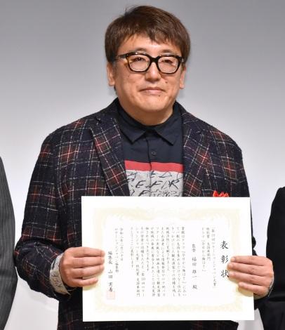 『第10回ロケーションジャパン大賞』表彰式 に出席した福田雄一監督 (C)ORICON NewS inc.
