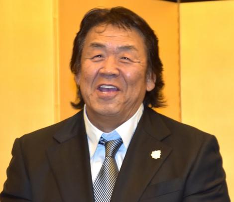 『日本プロレス殿堂会(NPH=Nippon Puroresu Hall of Fame)』発足会見に出席した長州力 (C)ORICON NewS inc.