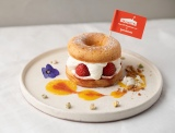 sumikaと『koe donuts kyoto』がコラボレーションし、ドーナツなどを販売する