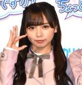 初レギュラー番組『日向坂46です。ちょっといいですか?』記者会見に出席した齊藤京子 (C)ORICON NewS inc.