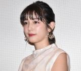 映画『新卒ポモドーロ』公開初日舞台あいさつに登壇した松田るか (C)ORICON NewS inc.