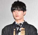 映画『新卒ポモドーロ』公開初日舞台あいさつに登壇した水石亜飛夢 (C)ORICON NewS inc.