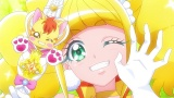 新登場するキュアスパークル=『ヒーリングっど◆プリキュア』第4話の場面カット (C)ABC-A・東映アニメーション