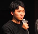 MBS/TBSドラマイズム枠の新ドラマ『死にたい夜にかぎって』の第1話先行試写会に登壇した加藤拓也選手 (C)ORICON NewS inc.