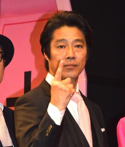 映画『一度死んでみた』(3月20日公開)完成披露ミサに登壇した堤真一 (C)ORICON NewS inc.