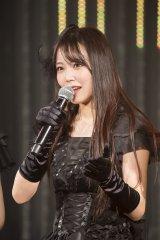 NMB48の白間美瑠が初のソロコンサート開催を発表(C)NMB48