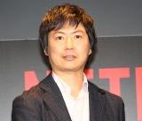 Netflixとパートナーシップを結んだ櫻井大樹氏 (C)ORICON NewS inc.