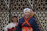 一人芝居で熱演した柴田理恵 (C)oricon ME inc.
