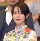 ミュージカル『ミス・サイゴン』の製作発表会見に参加した高畑充希 (C)ORICON NewS inc.