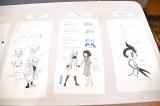 人が作業で作業で制作したキャラクターデザイン (C)ORICON NewS inc.