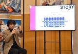 新作漫画『ぱいどん』お披露目イベントの模様 (C)ORICON NewS inc.
