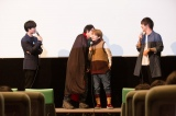 映画『声優男子ですが…?』初日舞台あいさつの模様(C)東北新社