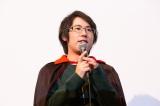 映画『声優男子ですが…?』初日舞台あいさつに登場した白井悠介
