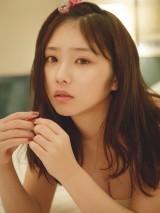 与田祐希写真集『無口な時間』セブンネット限定表紙カット
