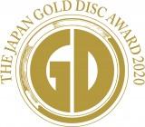 『第34回 日本ゴールドディスク大賞』ロゴ