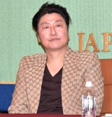 『パラサイト 半地下の家族』出演のソン・ガンホ (C)ORICON NewS inc.