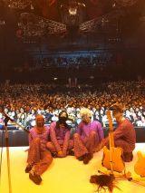 世界42都市のワールドツアーの東京公演をSTUDIO COASTで開催したHYUKOH/Photo by Dasom Han Courtesy of DOOROODOOROO ARTIST COMPANY