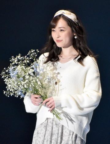 『第30回 マイナビ 東京ガールズコレクション 2020 SPRING/SUMMER』に登場した福原遥 (C)ORICON NewS inc.